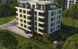 GREEN HILLS RESIDENCE изглед от високо - The New Home - Новият Дом